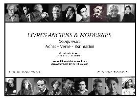Livres Anciens & Modernes Bouquiniste Pont-Audemer Pont Audemer