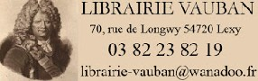 Librairie Vauban Lexy